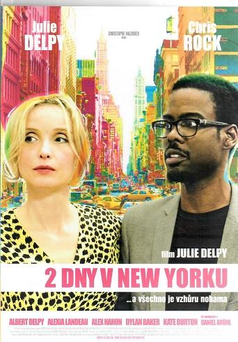 2 dny v New Yorku ( plast ) - DVD