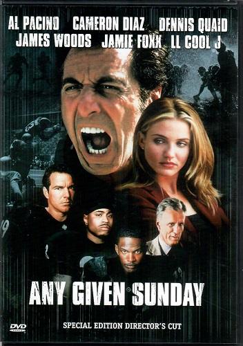 Any given sunday / Vítězové a poražení ( originální znění s CZ titulky ) - plast DVD