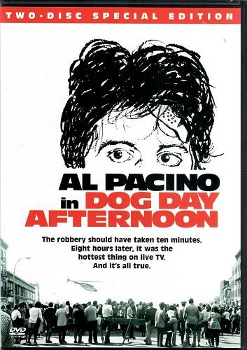 Dog day afternoon / Psí odpoledne ( originální znění s CZ titulky ) - plast DVD