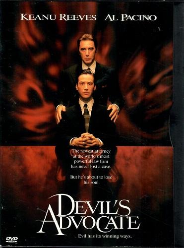 Devil´s advocate / Ďáblův advokát ( Originální znění s CZ titulky ) - DVD