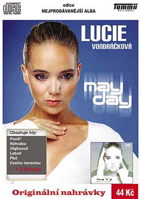 Lucie Vondráčková May day - pošetka CD