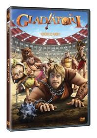 Gladiátoři - plast DVD