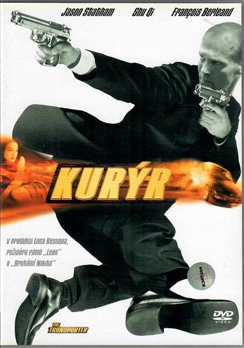Kurýr ( originální znění s CZ titulky ) plast DVD