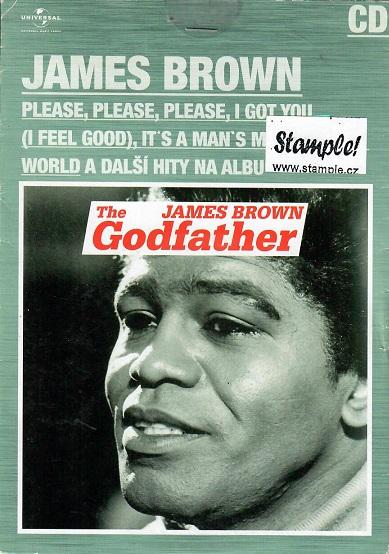 James Brown - Godfather ( pošetka ) - CD