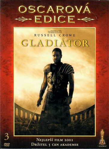 Gladiátor (oscarová edice) - digipack DVD