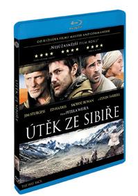 Útěk ze Sibiře (Blu-ray)