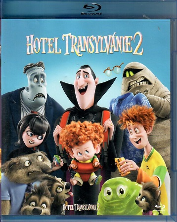Hotel Transylvánie 2 - blu-ray