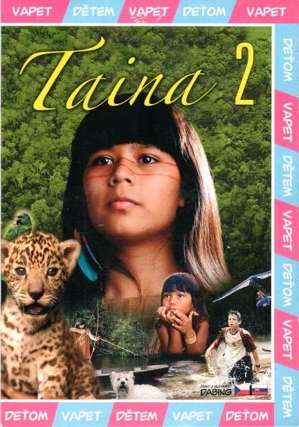 Taina 2 - DVD pošetka