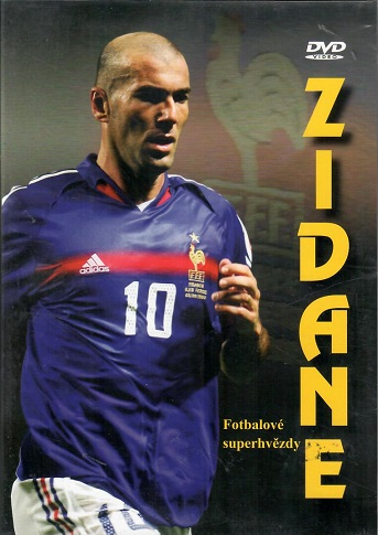 Zidane - plast DVD