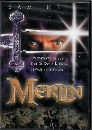 Merlin - plast DVD