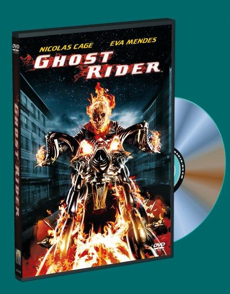 Ghost Rider - plast DVD