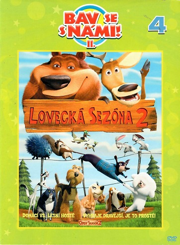 Lovecká sezóna 2 - digipack DVD