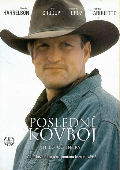 Poslední kovboj - pošetka DVD