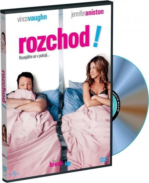 Rozchod! - plast DVD