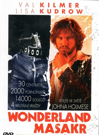 Wonderland Masakr - slim DVD