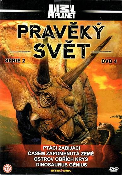 Pravěký svět série 2, DVD 4
