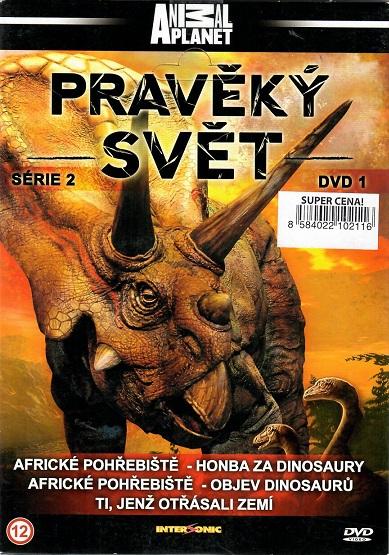 Pravěký svět série 2, DVD 1
