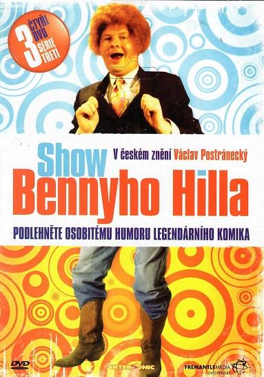 Show Bennyho Hilla 3, série třetí - DVD
