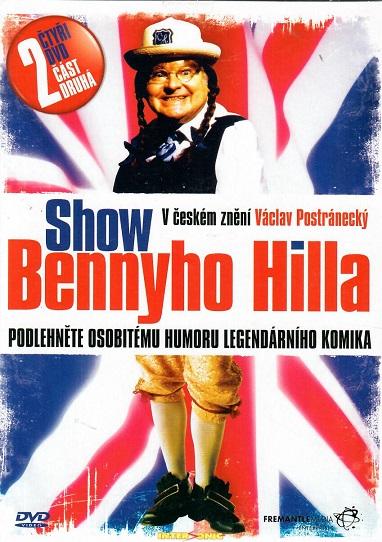 Show Bennyho Hilla  2, série 2 - DVD
