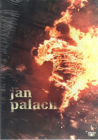 Jan Palach - plast DVD