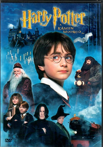 Harry Potter a Kámen Mudrců  2 DVD
