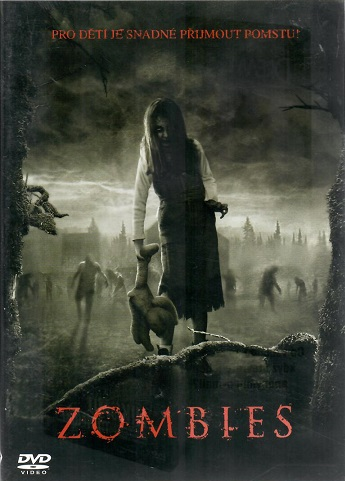 Zombies - plast DVD