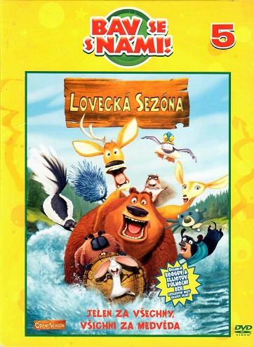 Lovecká sezóna - digipack DVD