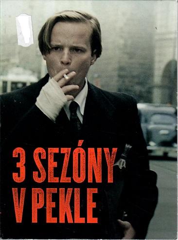 3 sezóny v pekle ( bazarové zboží ) - DVD