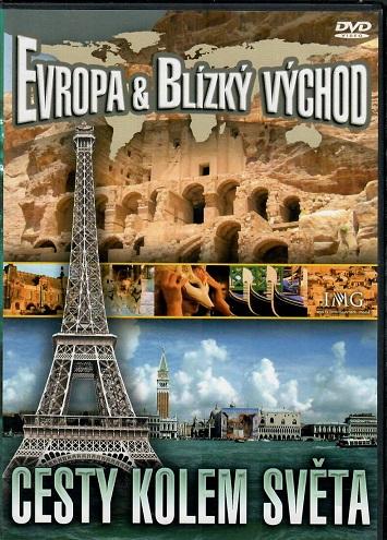 Cesty kolem světa - Evropa & Blízký východ - DVD