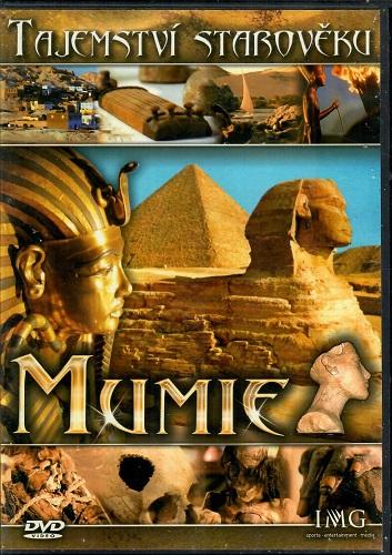 Tajemství starověku - Mumie - slim DVD