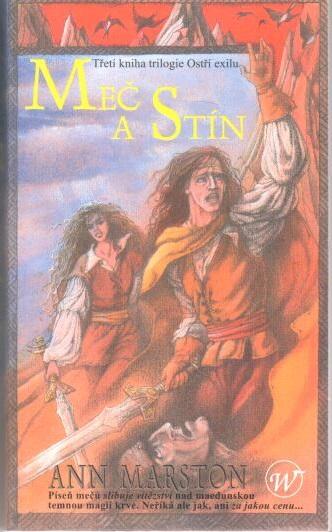 Meč a stín - Ann Marston
