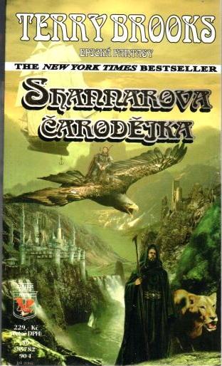 Shannarova čarodějka - Terry Brooks