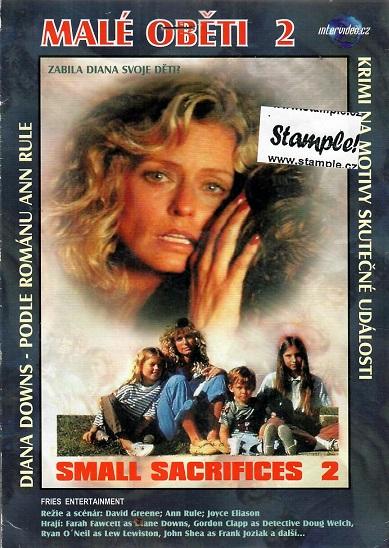 Malé oběti ( bazarové zboží ) - pošetka DVD