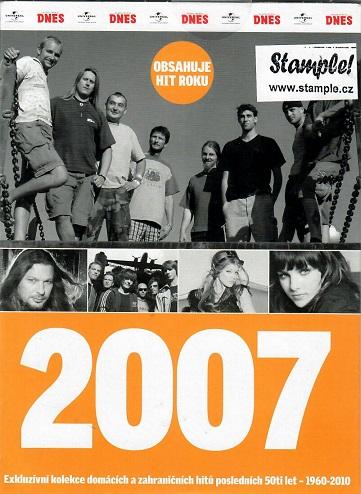 2007 - pošetka CD