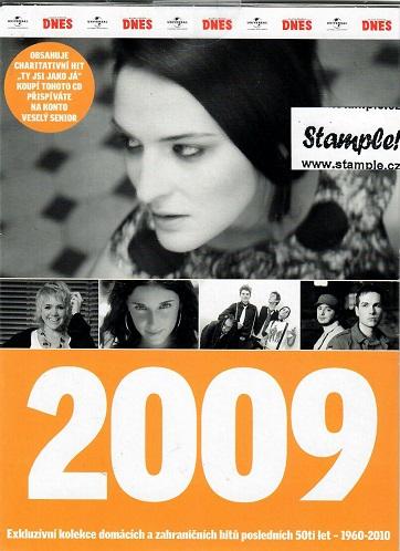 2009 - pošetka CD