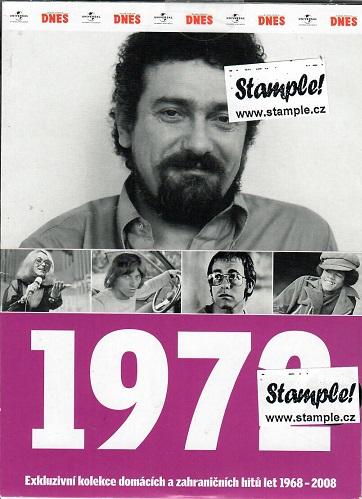 1972 - pošetka CD
