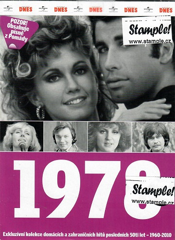 1978 - pošetka CD
