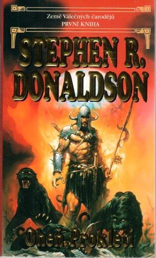 Oheň prokletí - Stephen R. Donaldson