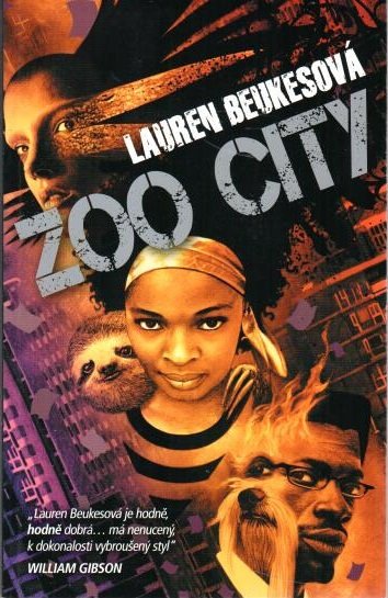 Zoo city - Lauren Beukesová