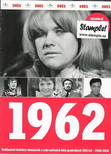 1962 - pošetka CD