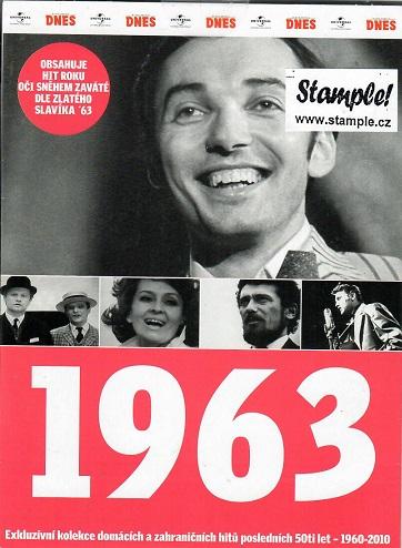 1963 - pošetka CD