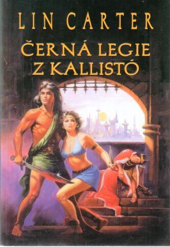 Černá legie z Kallistó - Lin Carter