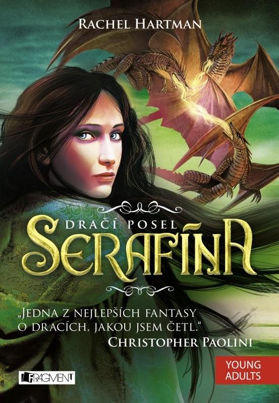 Serafína - dračí posel - Rachel Hartman