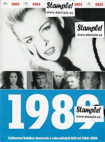 1989 - pošetka CD