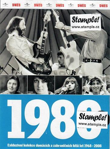1980 - pošetka CD