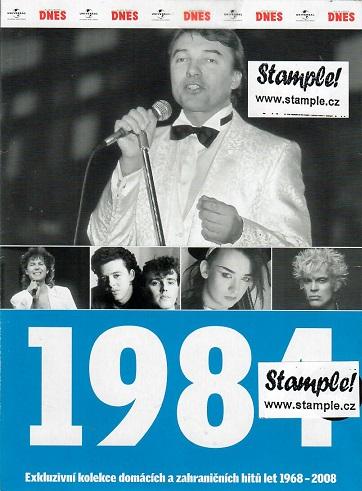 1984 - pošetka CD