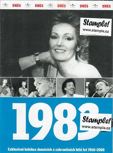 1983 - pošetka CD