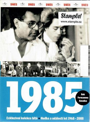1985 - bazarové zboží digipack CD