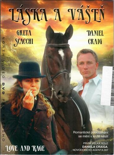Láska a vášeň - digipack DVD