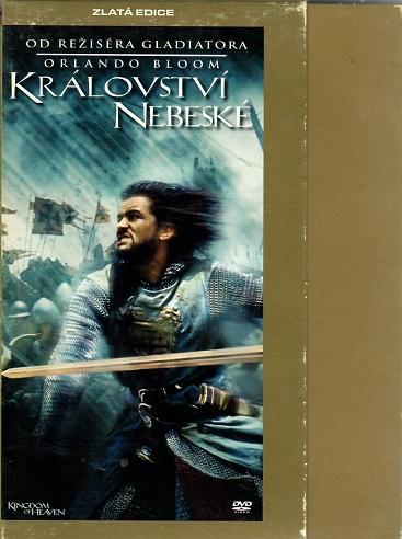 Království nebeské ( bazarové zboží ) digipack DVD